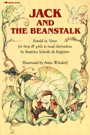 book Jack and the Beanstalk Retold in Verse for Boys & Girls to Read Themselves