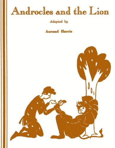book Androcles and the Lion