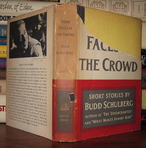 book SOME FACES THE CROWD Short Stories by Budd Schulberg