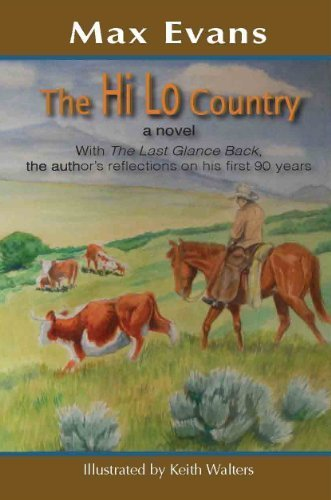 book The Hi Lo Country Paperback - May 15, 2014