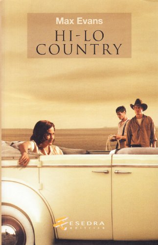 book Hi-Lo country
