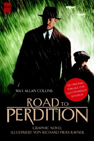 book Road to Perdition. Graphic Novel.