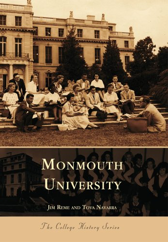 book Monmouth University (College History)