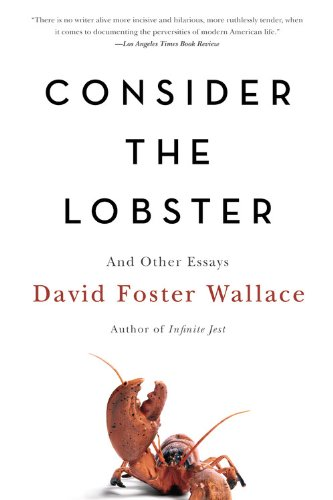 book Consider the Lobster and Other Essays