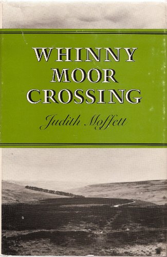 book Whinny Moor Crossing (Princeton Series of Contemporary Poets)