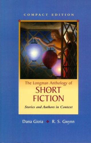 book Longman Anthology of Short Fiction, Compact Edition, The: Stories and Authors in Context