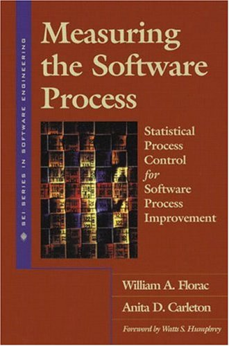 book Measuring the Software Process: Statistical Process Control for Software Process Improvement