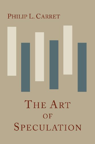 book The Art of Speculation