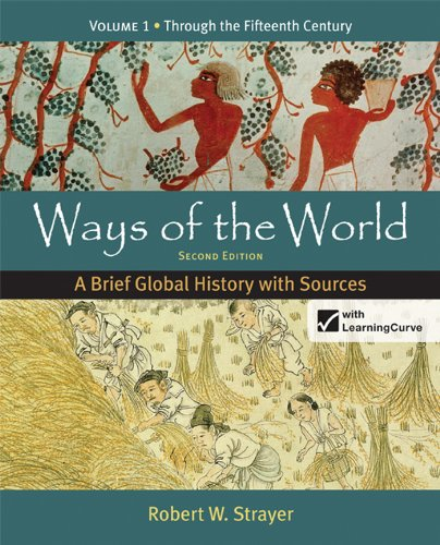 book Ways of the World: A Brief Global History with Sources, Volume 1