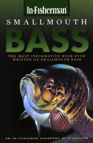 book Smallmouth Bass: Handbook of Strategies Paperback June 1, 1994
