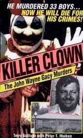 book Killer Clown: The John Wayne Gacy Murders