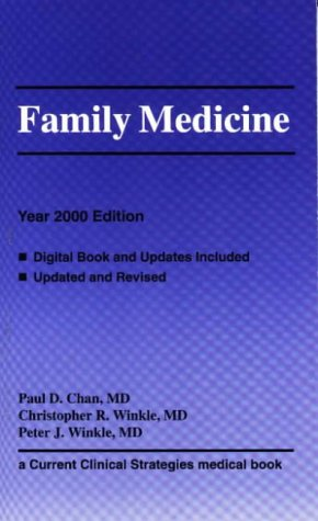 book Current Clinical Strategies: Family Medicine, 2000 Edition