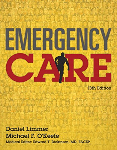 book Emergency Care (13th Edition) (EMT)