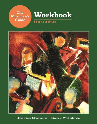 book The Musician\'s Guide Workbook (Second Edition)