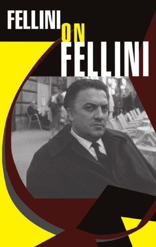book Fellini On Fellini