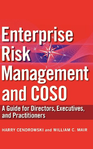 book Enterprise Risk Management and COSO: A Guide for Directors, Executives and Practitioners
