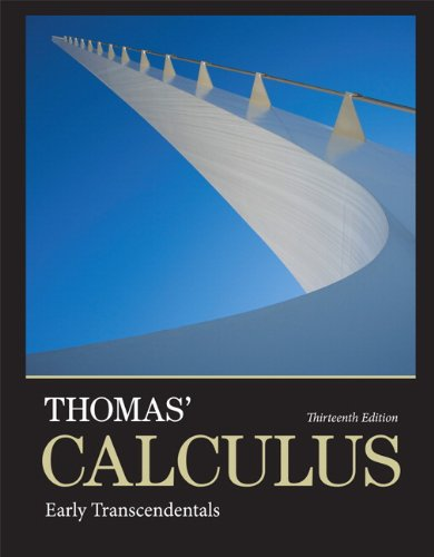 book Thomas\' Calculus: Early Transcendentals plus MyMathLab with Pearson eText -- Access Card Package (13th Edition) (Integrated Review Courses in MyMathLab and MyStatLab)
