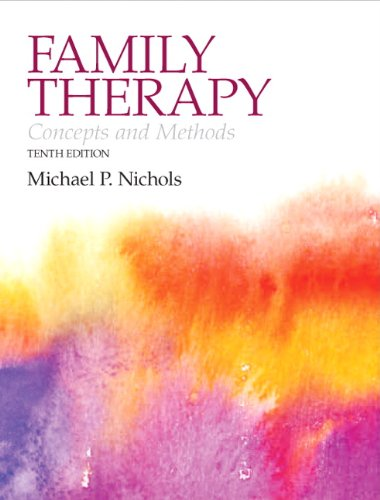 book Family Therapy: Concepts and Methods (10th Edition)