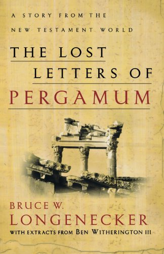 book The Lost Letters of Pergamum: A Story from the New Testament World