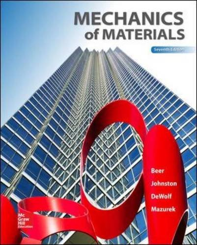 book Mechanics of Materials, 7th Edition