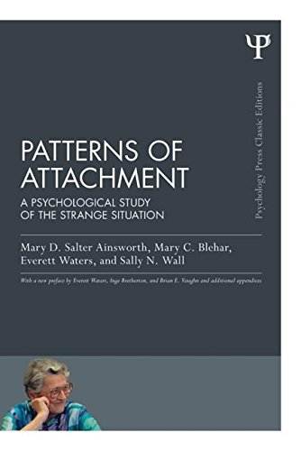 book Patterns of Attachment: A Psychological Study of the Strange Situation (Psychology Press & Routledge Classic Editions)