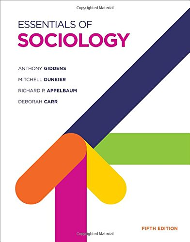 book Essentials of Sociology (Fifth Edition)