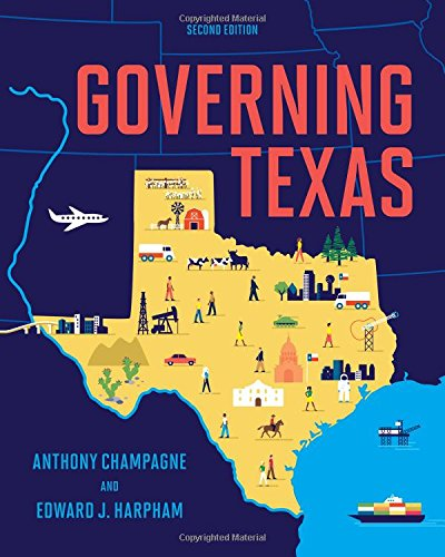 book Governing Texas (Second Edition) (Newest Edition)