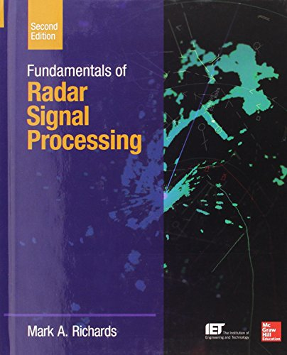 book Fundamentals of Radar Signal Processing, Second Edition (McGraw-Hill Professional Engineering)