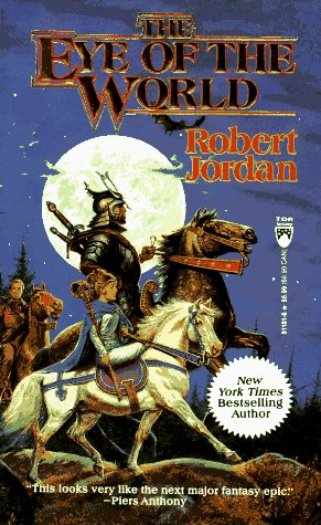 book The Eye of the World (The Wheel of Time, Book 1)