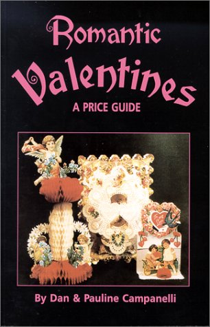 book Romantic Valentines: A Price Guide