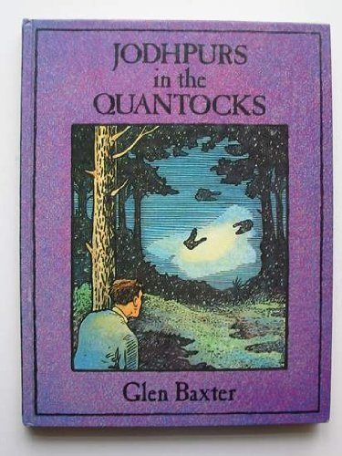 book Jodhpurs in the Quantocks by Baxter Glen (1986-11-13) Hardcover
