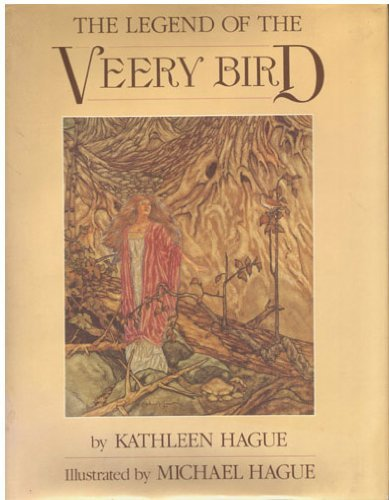book Legend of the Veery Bird by Hague Kathleen (1988-05-01) Hardcover