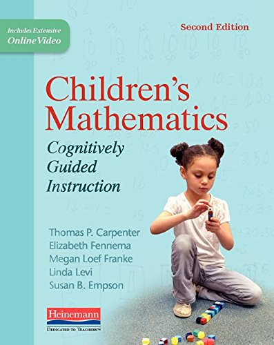 book Children\'s Mathematics, Second Edition: Cognitively Guided Instruction