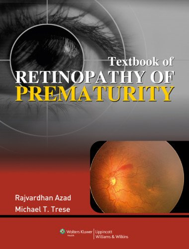 book Textbook of Retinopathy of Prematurity