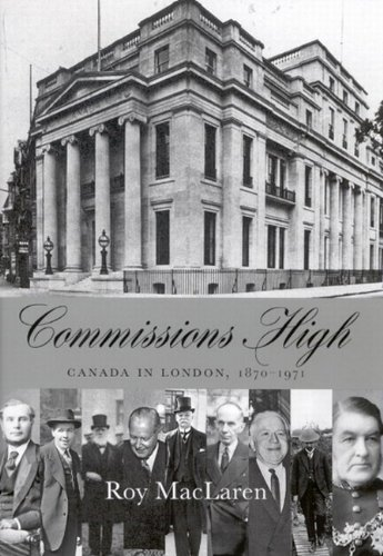 book Commissions High: Canada in London, 1870-1971