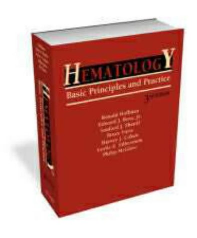 book Hematology: Basic Principles and Practice, 3e