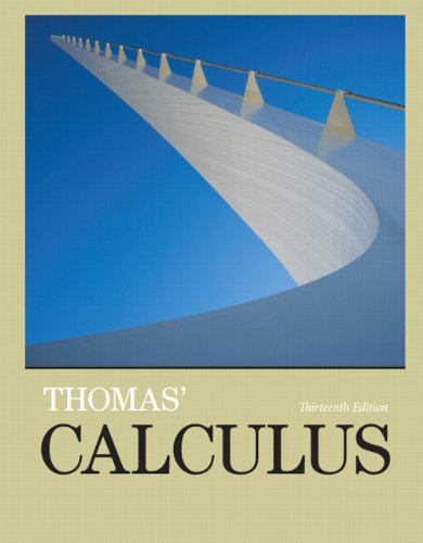 book Thomas\' Calculus plus NEW MyMathLab with Pearson eText -- Access Card Package (13th Edition) (Integrated Review Courses in MyMathLab and MyStatLab)