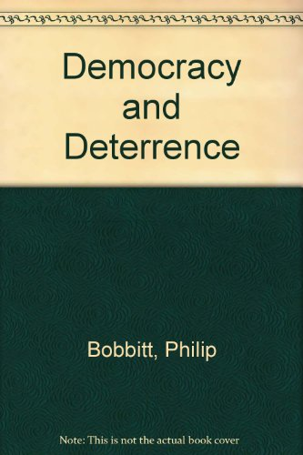 book Democracy and Deterrence