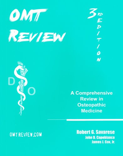 book OMT Review 3rd Edition