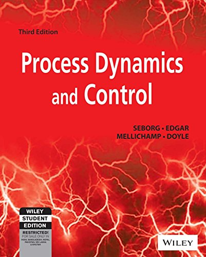 book Process Dynamics and Control (3rd Edition) [Paperback]