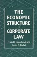book The Economic Structure of Corporate Law Publisher: Harvard University Press