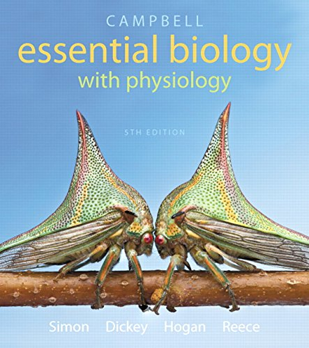 book Campbell Essential Biology with Physiology (5th Edition)