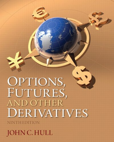 book Options, Futures, and Other Derivatives (9th Edition)