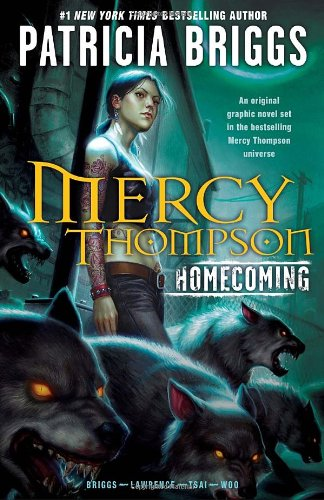 book Mercy Thompson: Homecoming