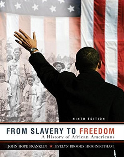 book From Slavery to Freedom: A History of African Americans, 9th Edition