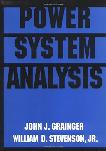 book Power System Analysis
