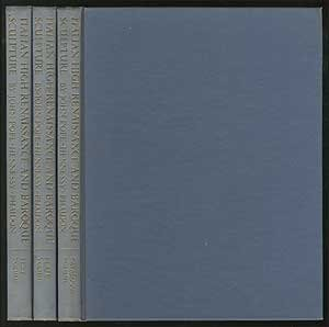 book Italian High Renaissance and Baroque Sculpture in Three Volumes