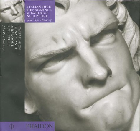book Italian High Renaissance & Baroque Sculpture (Vol. 3) by Pope-Hennessy, John Wyndham (2000) Paperback