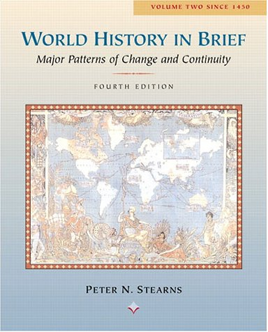 book World History in Brief, Volume II: Chapters 14-33 (4th Edition)