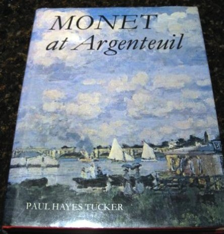 book Monet at Argenteuil Tucker Illustrated